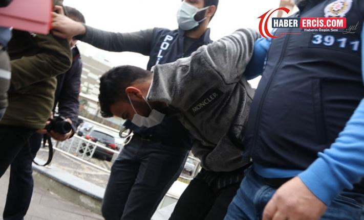Aleyna Çakır'ın faili uyuşturucudan tutuklandı
