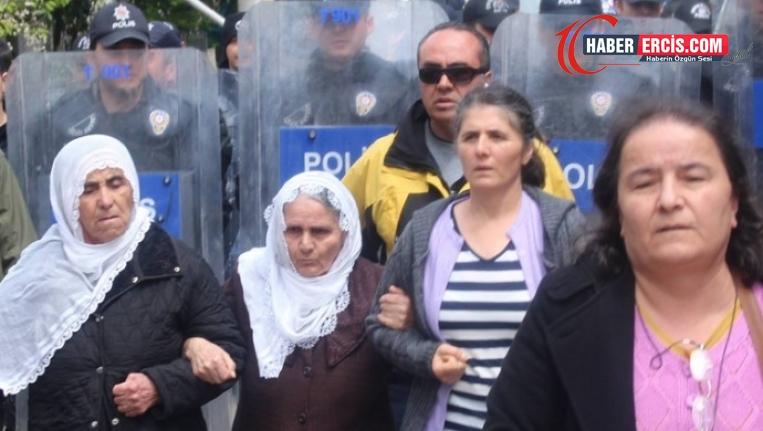 Cezaevi önünde eylem yapan annelerin darp edilmesi soruşturmasında emsal karar