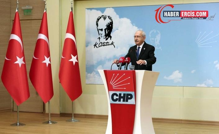 CHP Lideri Kılıçdaroğlu: Zulüm ile iktidar olanın sonu erken gelir, Erdoğan kendi sonunu görüyor