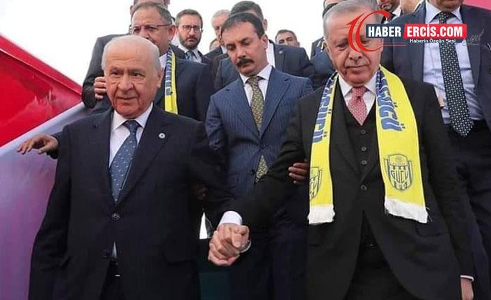 Cumhur İttifakı HDP'nin kapatılması için adım atmaya hazırlanıyor
