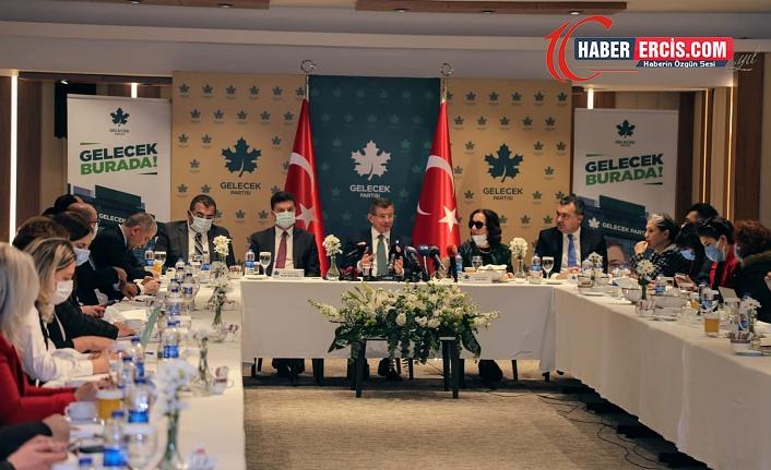 Ahmet Davutoğlu: Erdoğan'ı neye mecbur ettiklerini bilmiyoruz