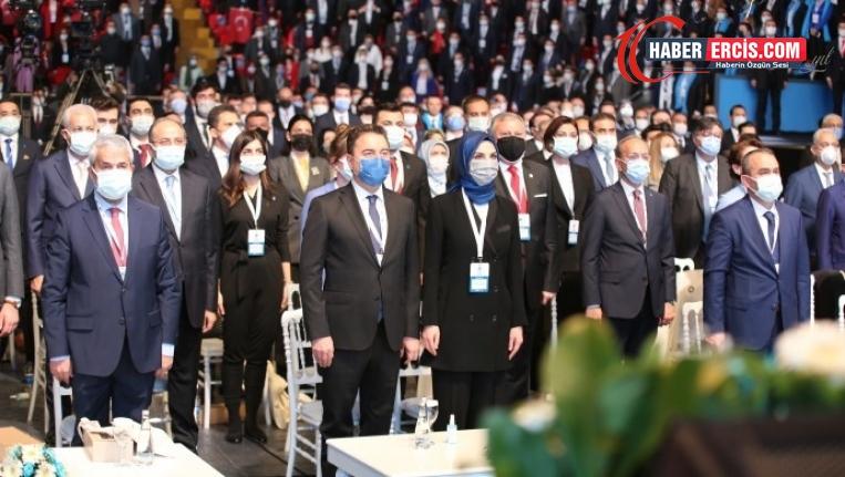 DEVA Partisi'nin Başkanlık Kurulu üyeleri belirlendi