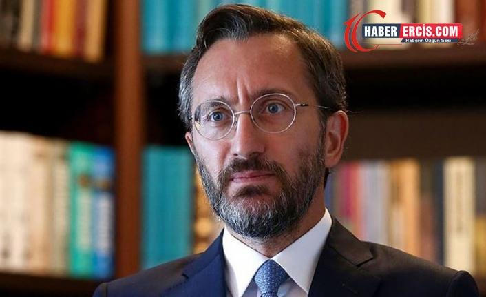 Fahrettin Altun'dan Türkiye'de basın özgürlüğü iddiası!
