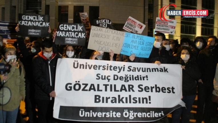 Gözaltına alınan öğrenciler: Tecavüzle tehdit edildik