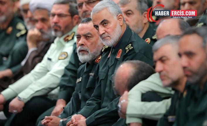 Hamaney'in Askeri Başdanışmanı Rahim Safevi, 'Süleymani Suriye ve Irak'ta 82 tugay kurdu'
