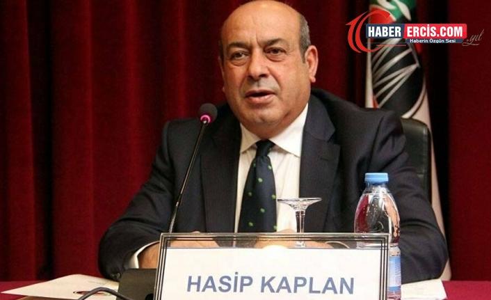 HDP'li Kaplan'dan Ağıralioğlu'na yanıt: Haddinizi bileceksiniz