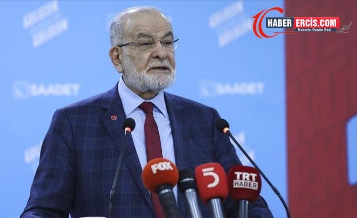 """Karamollaoğlu: """"Cumhur ittifakı"""" açıklaması"""