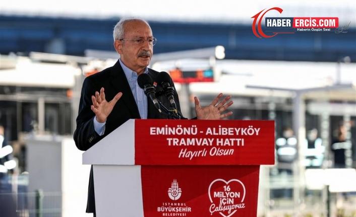 Kılıçdaroğlu'ndan Erdoğan'a yanıt: Bir kadına bundan daha ağır hakaret edilemez