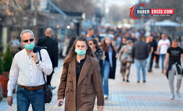 Türkiye'de Koronavirüsten can kaybı 24 bin 640'a yükseldi