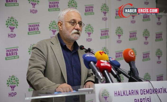 Saruhan Oluç: İktidar, HDP'ye karşı politik mücadelesini kaybetmiştir