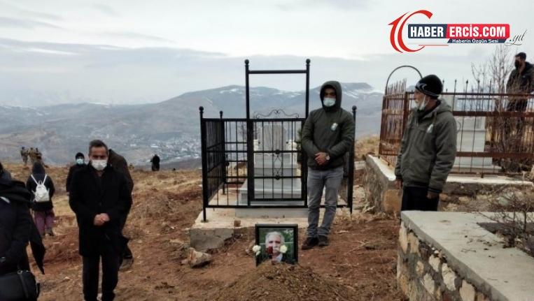 Seyit Rıza'nın torunu Dersim'de toprağa verildi