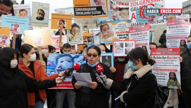 SMA aileleri Ankara'da: Bakanlığın açıklaması gerçek değil