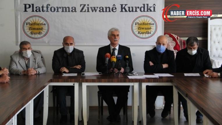 TDK'den Kürt Dil Platformu'na yanıt: Türkçe-Kürtçe sözlük var