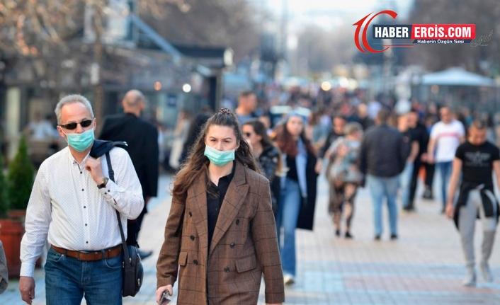 Türkiye'de Koronavirüsten 202 can kaybı daha
