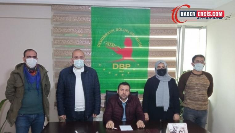 Van'da DBP'den ulusal birlik açıklamasına davet