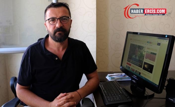 Van'da tutuklu gazeteci Bilen'e Kürtçe gazete verilmedi