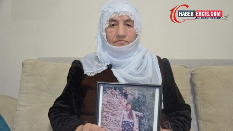 26 yıldır kızının kemiklerini arıyor