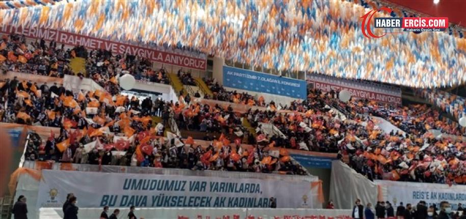 AKP kongreleri devam ediyor: İzmir'de de tedbirler hiçe sayıldı!