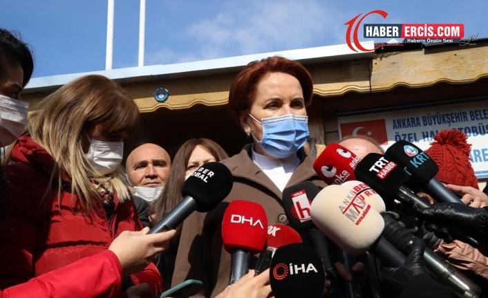 Akşener'den garê açıklaması: O talimatı veren Erdoğan'dır