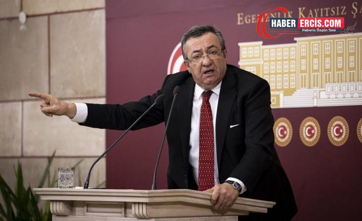 Altay'dan Erdoğan'a: Hırsınla batıyorsun