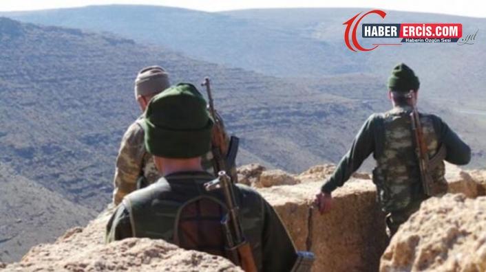 Bitlis'te korucubaşları gözaltına alındı