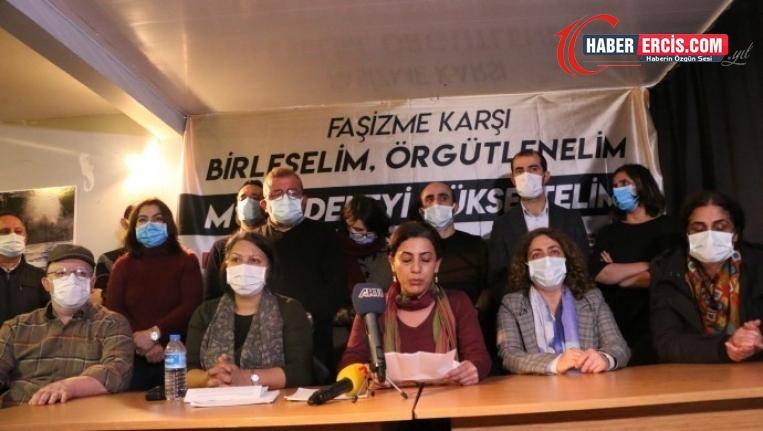 BMG: Saray rejimi debelendikçe batıyor