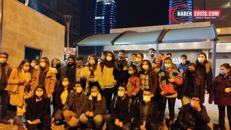 Boğaziçi kayyım rektör protestolarında son durum: Çıplak arama ve tutuklama!