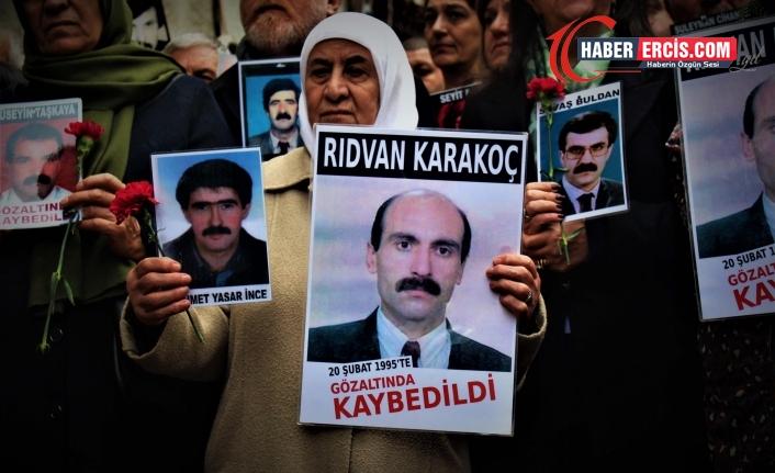 Cumartesi Anneleri  gözaltında işkenceyle katledilen Rıdvan Karakoç'un faillerini soruldu