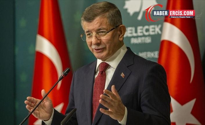Davutoğlu: Cumhurbaşkanı Hükümet Sistemi'ne geçmekle hata yaptık demeli