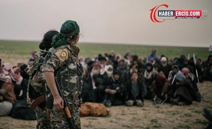 DSG, 100'den fazla IŞİD'liyi Irak'a teslim etti