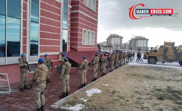 Erciş'te Milyonluk vurgun yapan 6 kişi tutuklandı