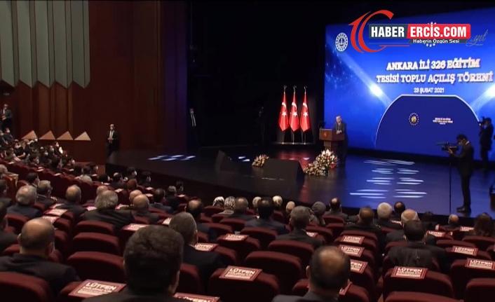 Erdoğan, Dünya'da aşılamayı en başarılı yürüten ülkenin Türkiye olduğunu ileri sürdü