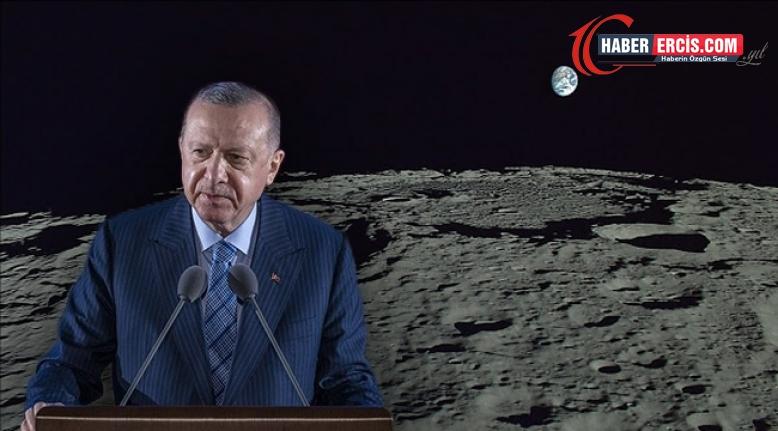 Erdoğan Uzay hedefini açıkladı: Uzay ajansı işe garson ve temizlikçi alımıyla başaldı