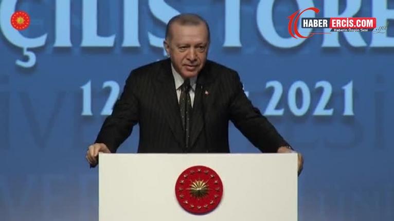 Erdoğan: Uzaya kendi bilim insanımızı gönderdiğimizde 'Dünyaya mı sığmadınız?' diyeceklerini duyar gibiyim