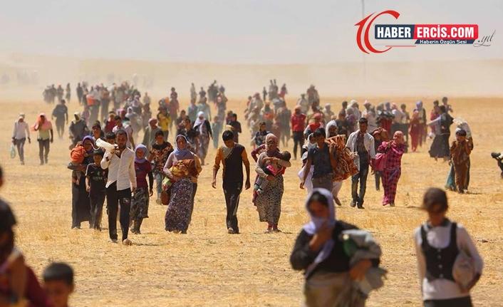 Gazeteci Eliyas: Êzidîlerin YBŞ'den başka kimseye güveni kalmadı