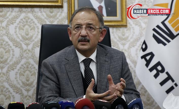 HDP seçmenlerini hedef alan Özhaseki hakkında suç duyurusu