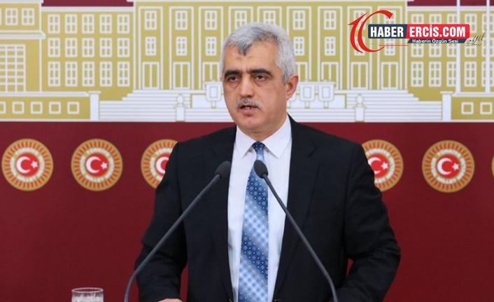 HDP: Gergerlioğlu kararında zerre kadar hukuk ve vicdan yok