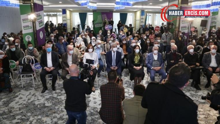 HDP 'Herkes için Adalet' kampanyasını başlattı: Bize gerçek adalet lazım