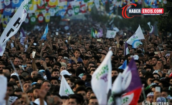 'HDP seçmeni stabil, AKP bölgede hızla eriyen bir parti görünümünde'