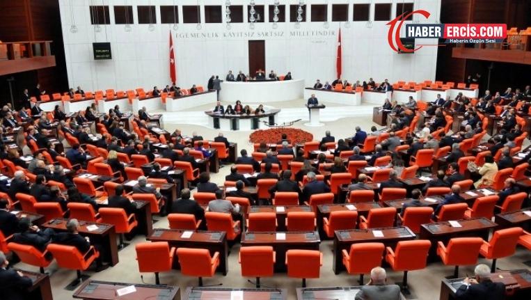 HDP'li Dağ Meclis'te Kürtçe konuştu, AKP-MHP rahatsız oldu
