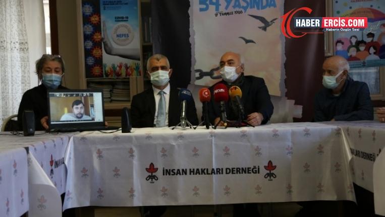İnsan hakları savunucuları: Gergerlioğlu'yla yan yanayız