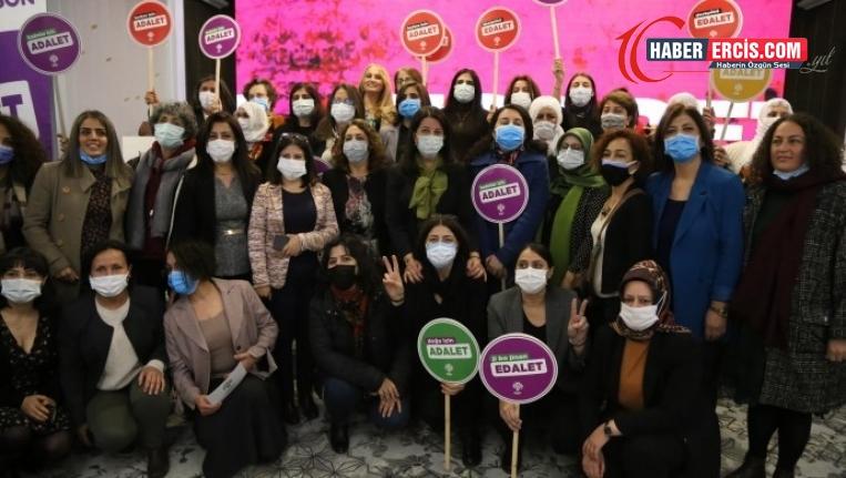 Kadın siyasetçiler: Tecride karşı topyekun mücadele şart