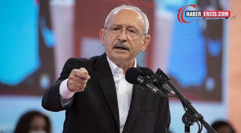 """Kılıçdaroğlu'ndan """"Avrupa Birliği"""" mektubu"""