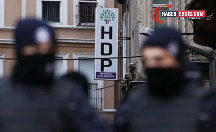 Kocaeli'de 13 HDP'li hakkında tutuklama talebi