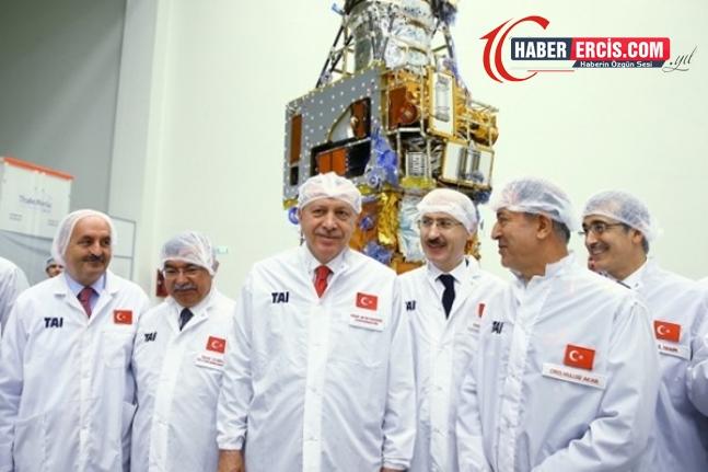 Konukman: 42 milyon TL ile mi uzaya araç gönderecekler?