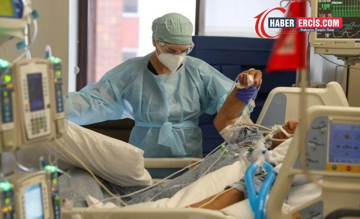 Koronavirüsten can kaybı 27 bin 187'ye yükseldi