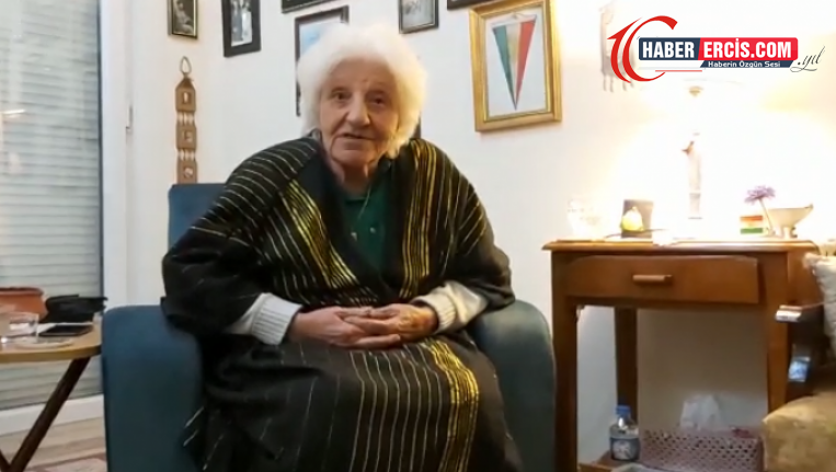 Mir Celadet Bedirxan'ın kızı Sînemxan: Kürtler birlik olsun