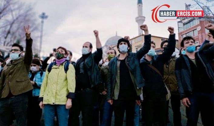 Öğrencilerden Erdoğan'a: Bizi size koşulsuz itaat edenlerle karıştırmayın