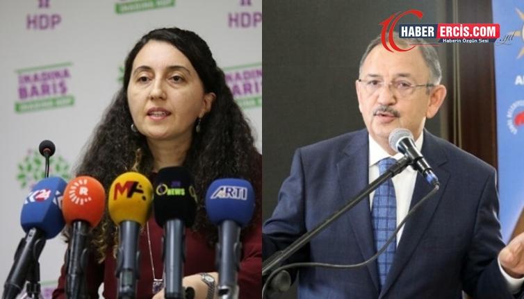 Özhaseki'nin 'HDP'nin oylarının Allah belasını versin' sözüne Günay'dan yanıt