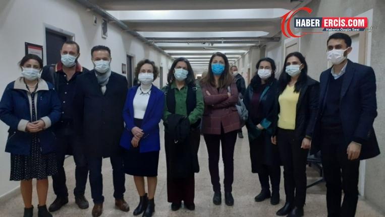 Yüksekdağ'a 'Cumhurbaşkanı'na hakaret' davasından beraat